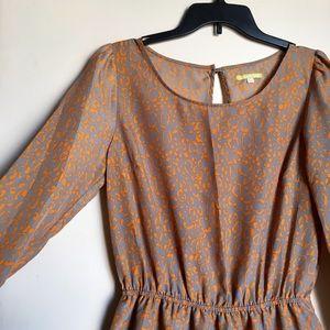 Gianni Bini Print Dress